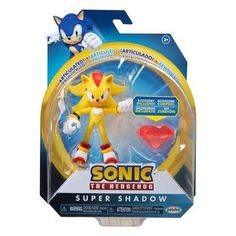 Sonic The Hedgehog 4, Super Shadow, East Rochester, Chaos Emeralds, Classic Sonic, Cliff, Vinyl Records, Action Figures, Scale