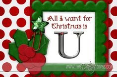 All I Want for Christmas is...YOU!   The Dating Divas..... Gift of 12 dates