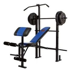 ANCHEER 660lbs Olympic Weight Bench Adjustable Incline Flat Workout