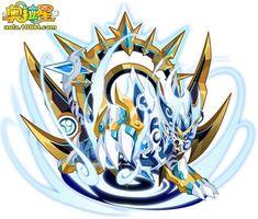 Robot Dragon, Beast Creature, Monster Concept Art, Medvedeva, Fantasy Beasts, Monster Design, Pokemon Fusion, Digimon, Godzilla
