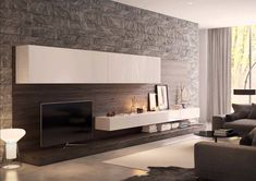 Modern Homes Interior Design - Add some textures