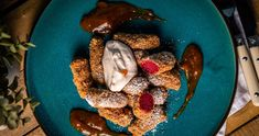 Céklanudli recept | Street Kitchen Green Kitchen, French Toast, Gazpacho, Tofu, Breakfast, Sausage, Street, Breakfast Cafe, Sausages
