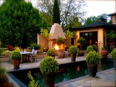 Carole Meyer -Portland, Oregon home and studio