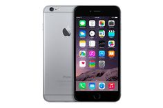 Apple Phone 6 space grey color on flikmart