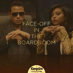 Face off in the boardroom