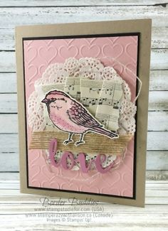 Best Birds Stamp Set Just in Case 3 www.stampcrazywithalison.ca