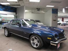 1976 Camaro ---> Style!!!
