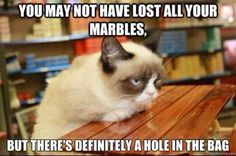 A big hole!!