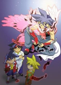 Beyblade - Kai & The BladeBreakers