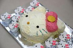 hello kitty cake diy - Google Search