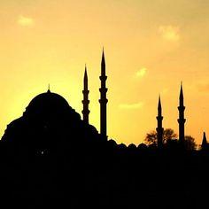 Fim de tarde - Istambul.