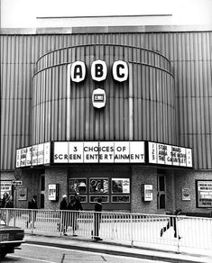 ABC Cinema at Mansfield, Notts Abc Cinema, A New Hope, Old Building, Childhood Memories, Behind The Scenes, Nostalgia, Star Wars, History, Nottingham