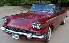 1958 Packard Coupe