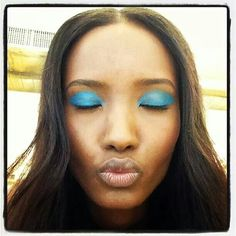 . Fatima Siad, Turquoise Necklace, Makeup Looks, Facial, Make Up, Instagram, Handsome, Jewelry, Makeup