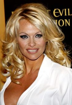 Pamela Anderson - age 44 in this pic