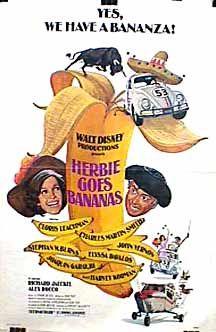 Herbie goes Bananas (Cupido Motorizado IV) 1980
