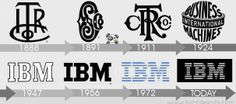 21 Logo Evolutions of the World's Well Known Logo Designs   Bored Panda