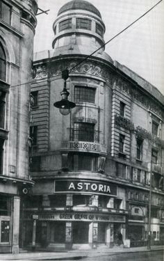 The Astoria Theatre on Charing Cross Road London History, British History, Uk History, Asian History, Tudor History, History Facts, Family History, American History, Vintage London