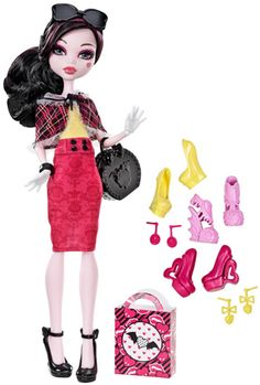Monster High Draculaura Doll Just $5.99 – Down From $18.99!