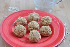 Nutritious Eats - Oatmeal Peanut Butter Balls