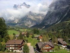 Grindelwald, Switzerland. Scott Bergey