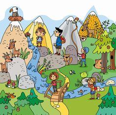 (2015-01) Hvad gør de på bjergtur?