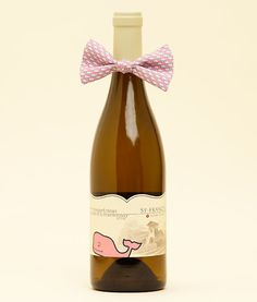 Vineyard Vines - even their wine bottles keep it classy.