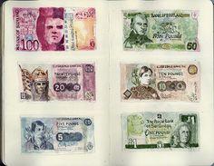 Scottish money by Wil Freeborn, via Flickr