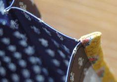 仕上がりに差がつく パイピング始末 | pattern works 「chikuchikuhappy」