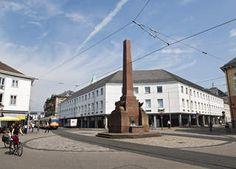Karlsruhe Rondellplatz Austria, Germany, Street View, City, Pictures, Karlsruhe, Circular Driveway, Deutsch, Cities