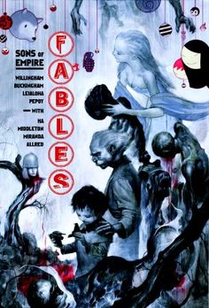 """Fables #9: """"Sons of Empire"""" by Bill Willingham 2014 book #13, total saved: $150.41"""