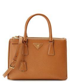 ca203d0f95b9 Prada Prada Small Saffiano Lux Leather Tote