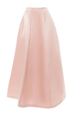 Peony Panel Gore Maxi Skirt by ESME VIE Now Available on Moda Operandi