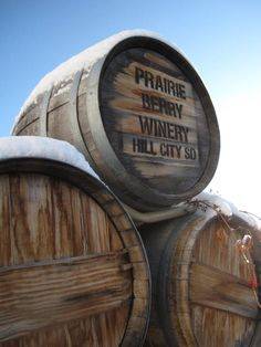Prairie Berry Winery in South Dakota