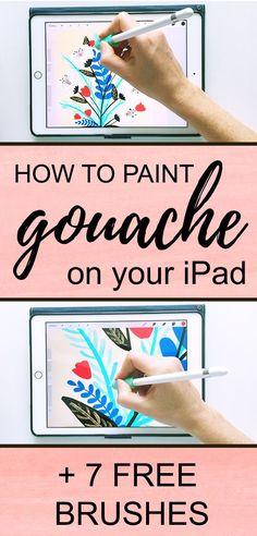 Paint Modern Gouache