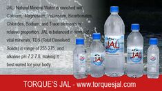 Natural Mineral Water is underground water, packaged close to the source and meets all the quality standards and presence of certain minerals Natural Mineral Water, Calcium Magnesium, Ph, Minerals, Water Bottle, Range, Nature, How To Make, Naturaleza