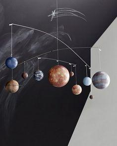 planet mobile solar system pinterest planeten. Black Bedroom Furniture Sets. Home Design Ideas
