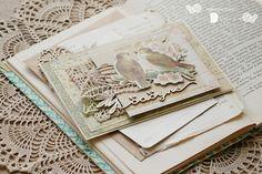 Fluffy Duffy Design: Открытка для бабушки