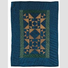 Variable stars Crib Quilt Artiste non identifié Amische Quilts, Star Quilts, Mini Quilts, Baby Quilts, Antique Quilts, Vintage Quilts, Amish Quilt Patterns, Doll Quilt, Traditional Quilts