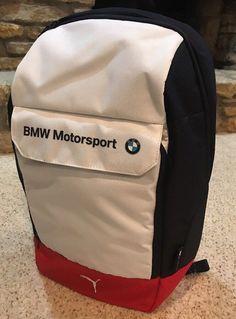 8625310839809 BRAND NEW MEN S PUMA BMW MOTORSPORTS M3 BACKPACK BOOKBAG BAG   42.00 End  Date  Thursday Oct-25-2018 8 29 16 PDT Buy It Now for only   42.00…