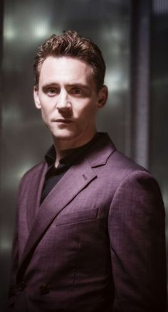 -purple suit.....My only love