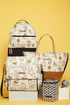 Petunia Pickle Bottom x Winnie the Pooh & Friends Collection