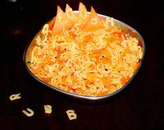 Alphabet Pasta with Recipe