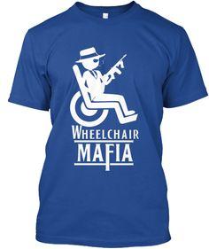 Wheelchair Mafia!