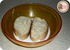 inzuppare il pane nel latte