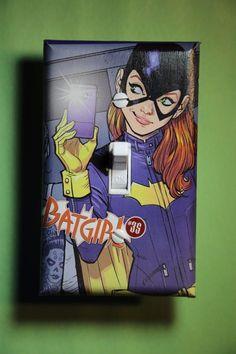 Batgirl Minimalist Poster