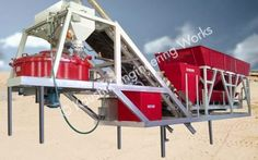 If you are wondering about the similarities & differences between the 2 types of Concrete Batching Plants - Traditional and Mobile, you are at the right place. Head in right now for more info!