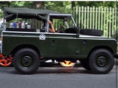 Land Rover Series RG