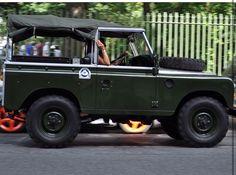 Land Rover Series RG