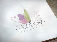 Logo Design premade logo design butterfly logo design by Logolane